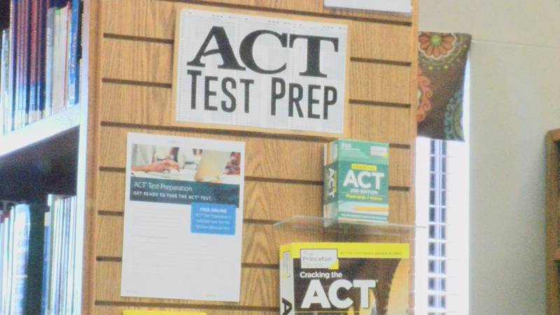 ACT officials said you can retake any section as many time as you would like.