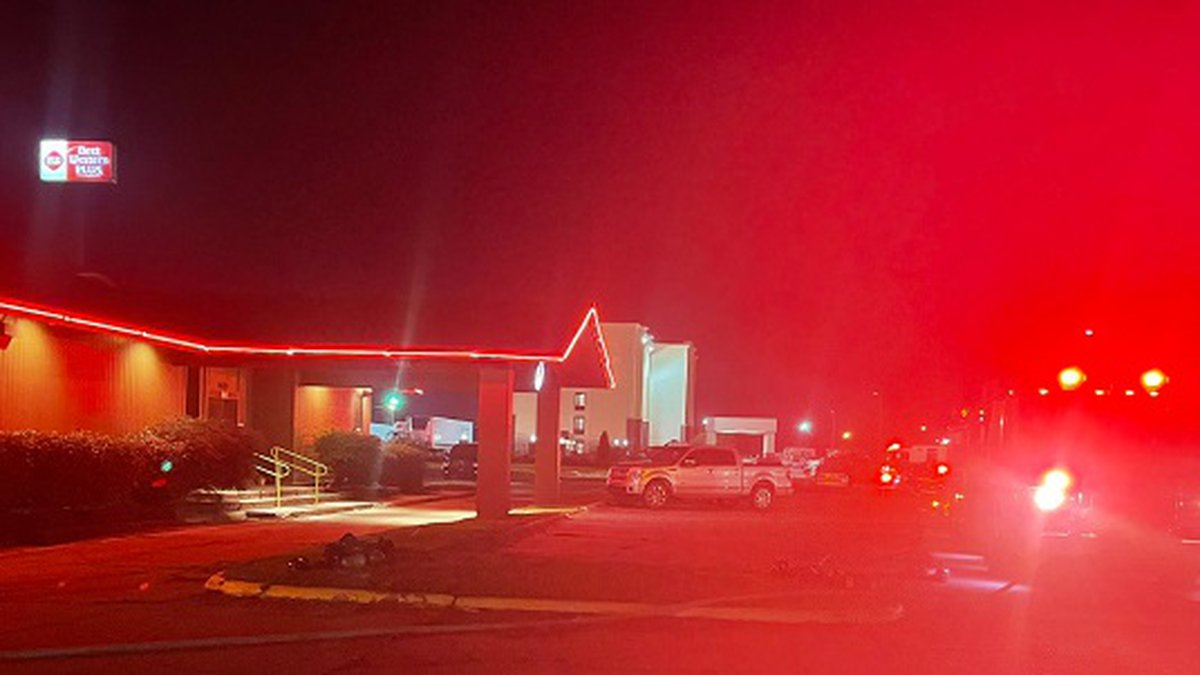 The Jonesboro Fire Department responded Thursday evening to a fire at the Fraternal Order of...