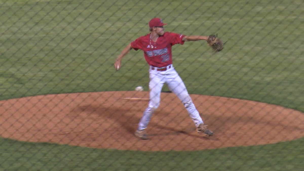 Arkansas State picks up the series in a Saturday doubleheader split