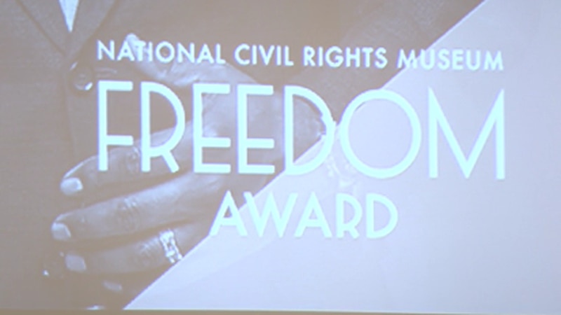 National Civil Rights Museum announces 2021 Freedom Award honorees