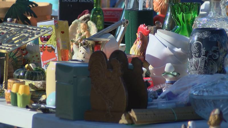 The 100-mile Yard Sale returns for Memorial Day weekend.