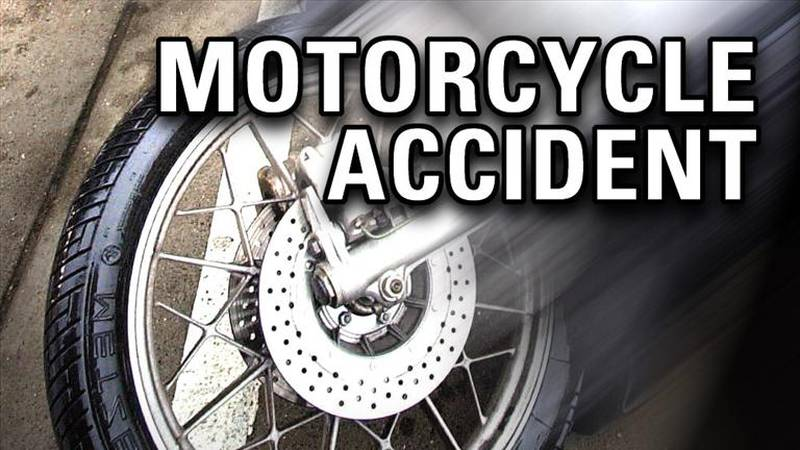 A Paragould man suffered serious injuries when he crashed his motorcycle.