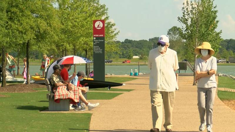 Memorial Day at Shelby Farms Park