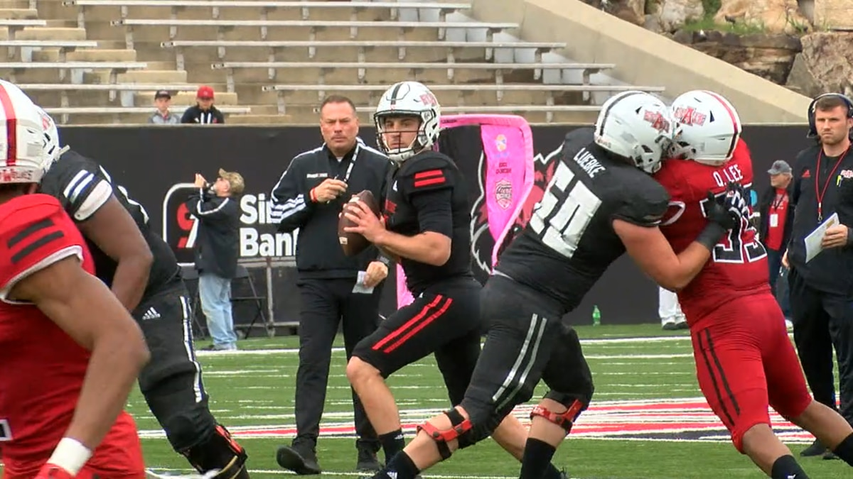 Arkansas State QB Layne Hatcher received an invite to the Manning Passing Academy.