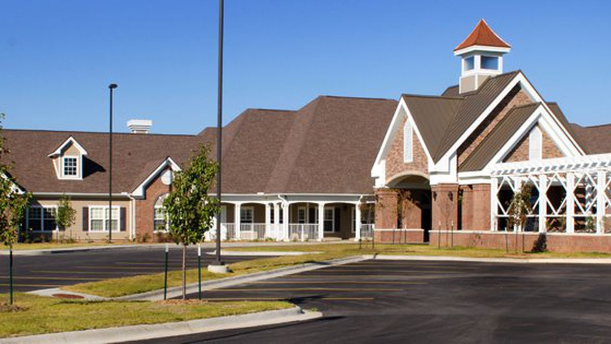 Chateau on the Ridge, 2308 Chateau Blvd. in Paragould, announced Friday that four residents and...