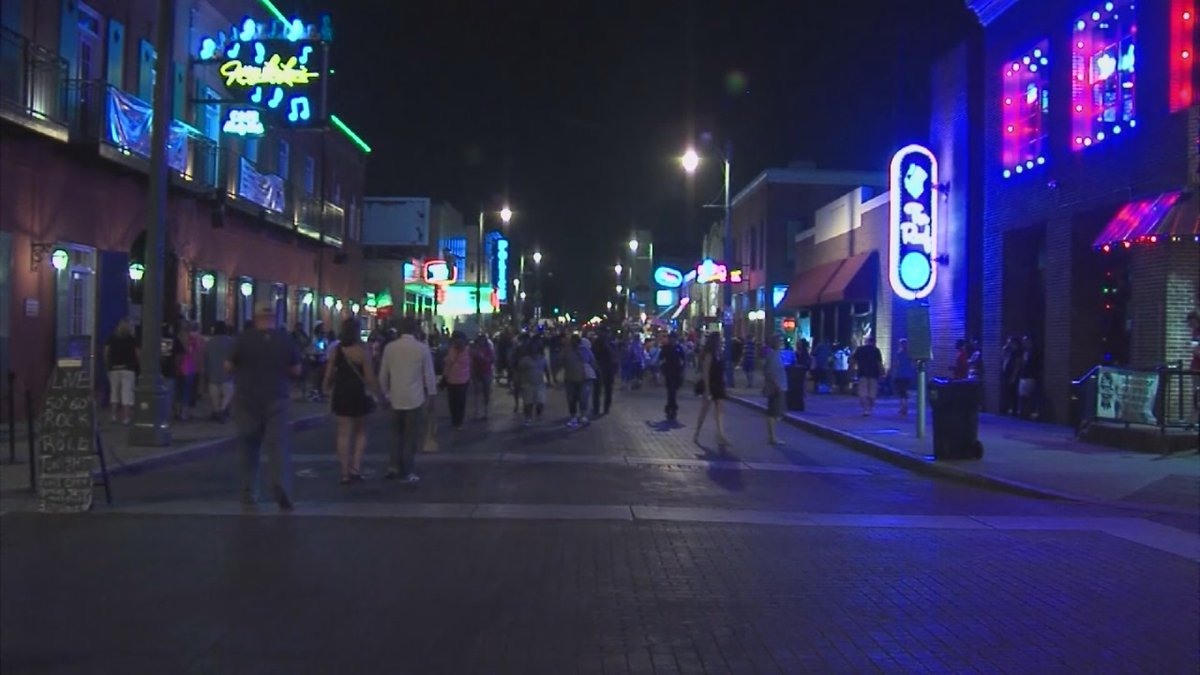 Shelby County commissioners want to bring sports betting to Beale Street. (Source: WATN)