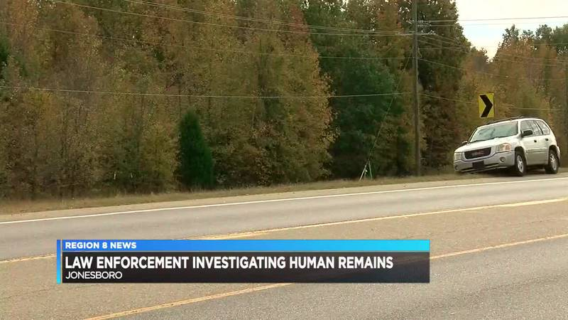 JPD believes remains found are a man's