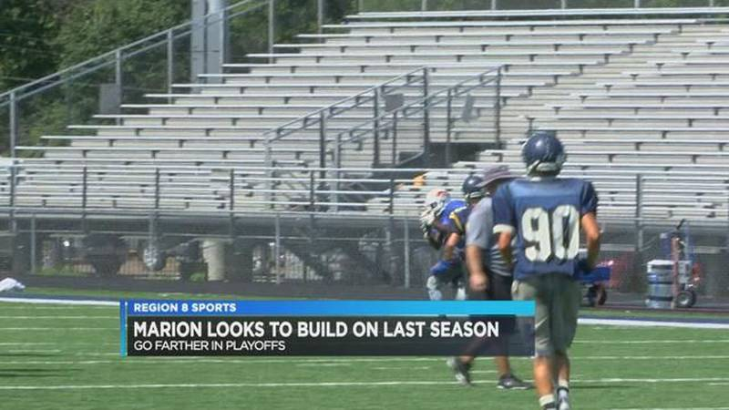 Marion Football Preview