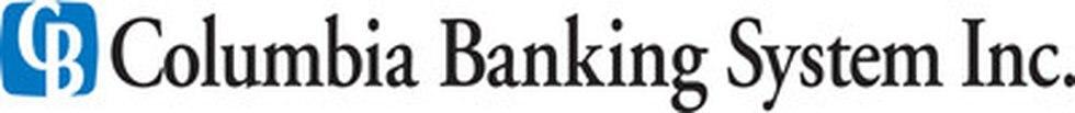 Columbia Banking System Logo. (PRNewsFoto/Columbia Banking System, Inc.)