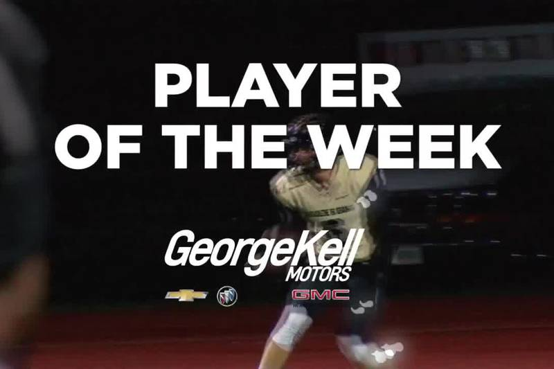 FFN Player of the Week & Yarnell's Sweetest Play of the Week