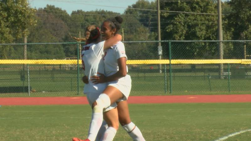 Aliyah Williamson netted the golden goal in the 108th minute on Sunday afternoon to propel the...