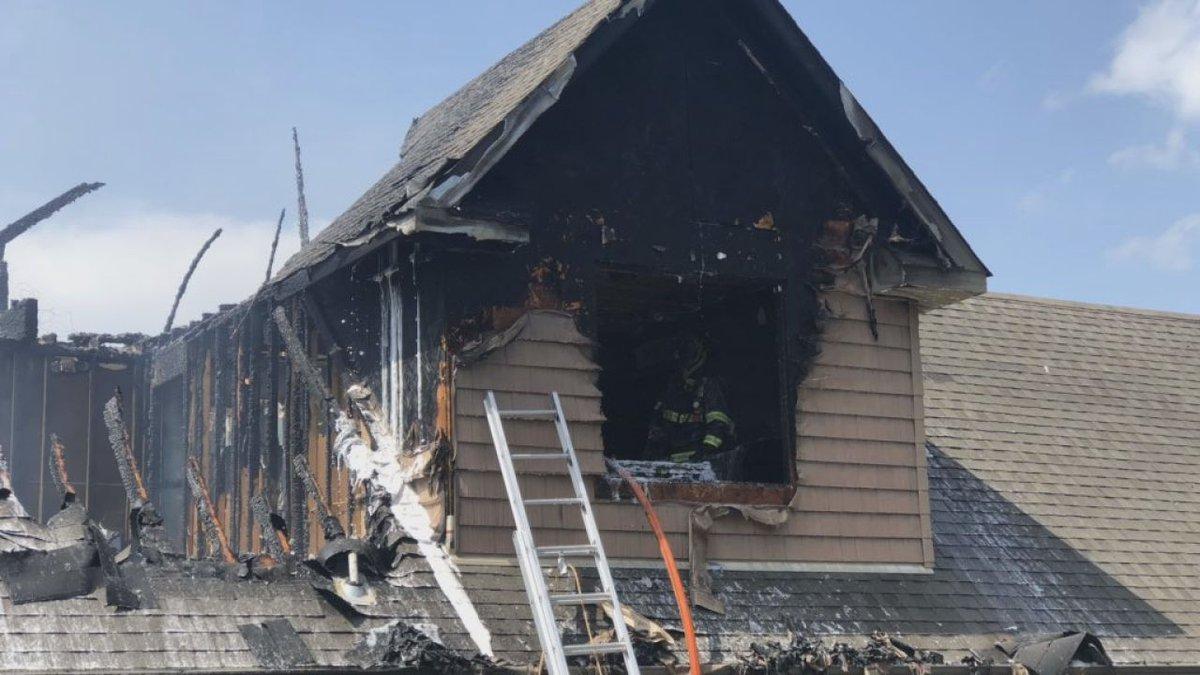 Fire broke out at home on 2200 block of Auburn Cove in Jonesboro