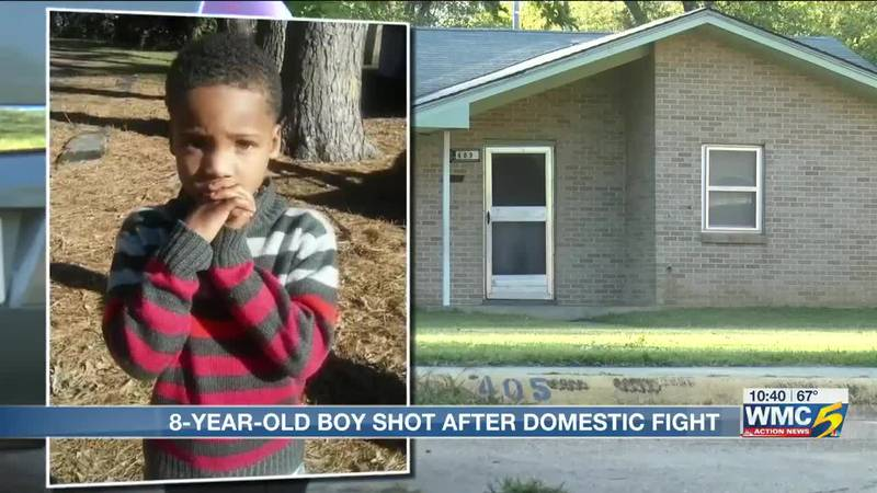 8-year-old boy shot and killed in Helena-West Helena