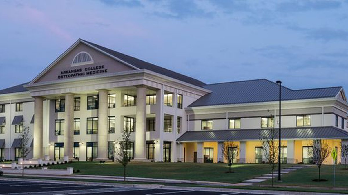 There is a new partnership between Arkansas College of Osteopathic Medicine and Searcy-based...