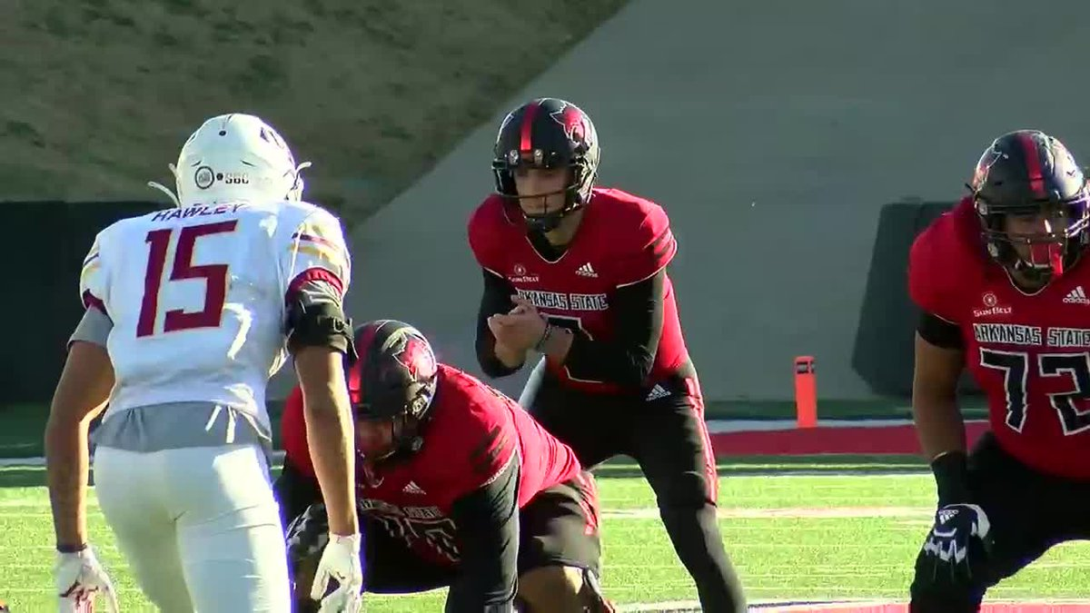 Arkansas State QB invited to Manning Passing Academy
