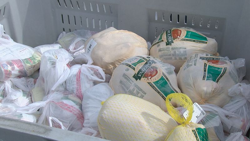 This is All Faiths Food Bank's fourth year having their ThankFULL Tummy event