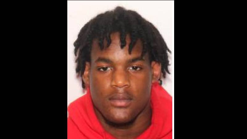Police are searching for an 18-year-old man suspected in a weekend fatal shooting.