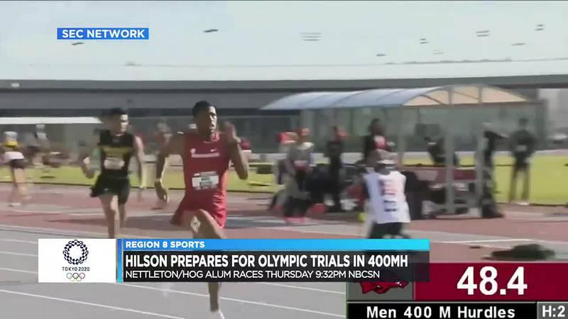 Nettleton/Arkansas alum qualified for U.S. Olympic Trials