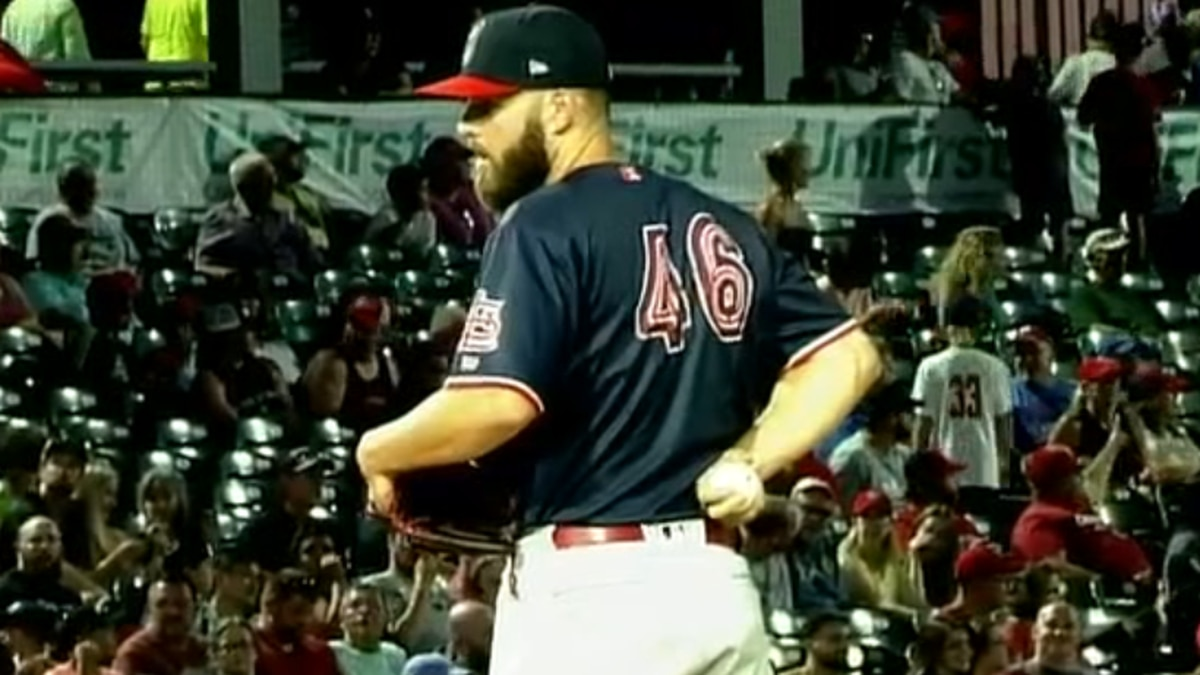 Newport native Grant Black is pitching for the Memphis Redbirds.