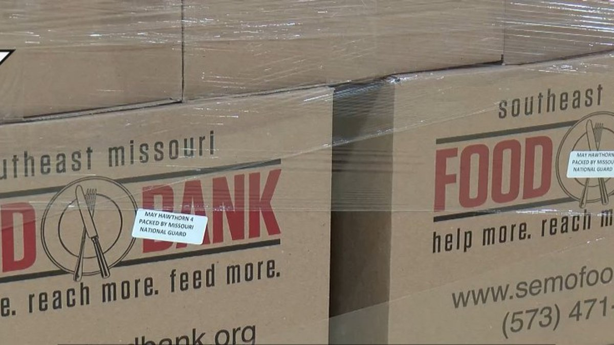 Southeast Missouri Food Bank has several events planned for Hunger Action Month.