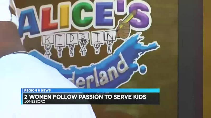 Daycare brings wonderland to Jonesboro
