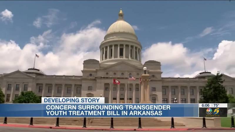 Arkansas Capitol