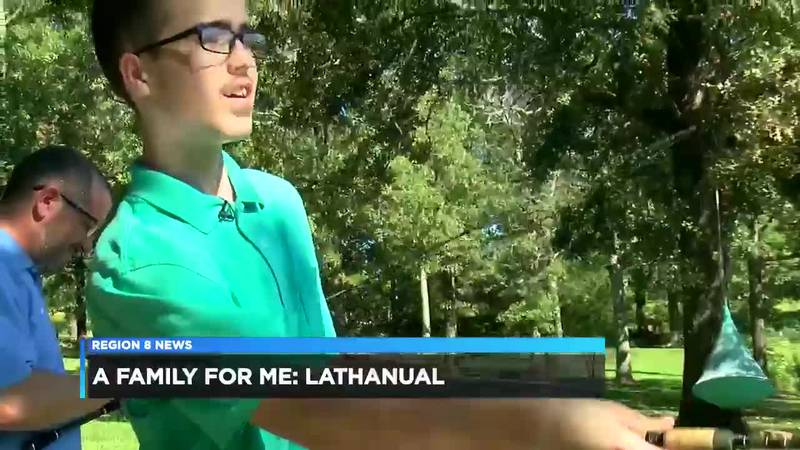 A Family for Me: Lathanual
