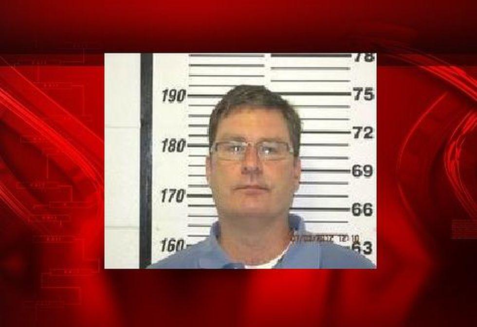 Paul Kevin Hendrix (Source: Sharp County Sheriff's Office)