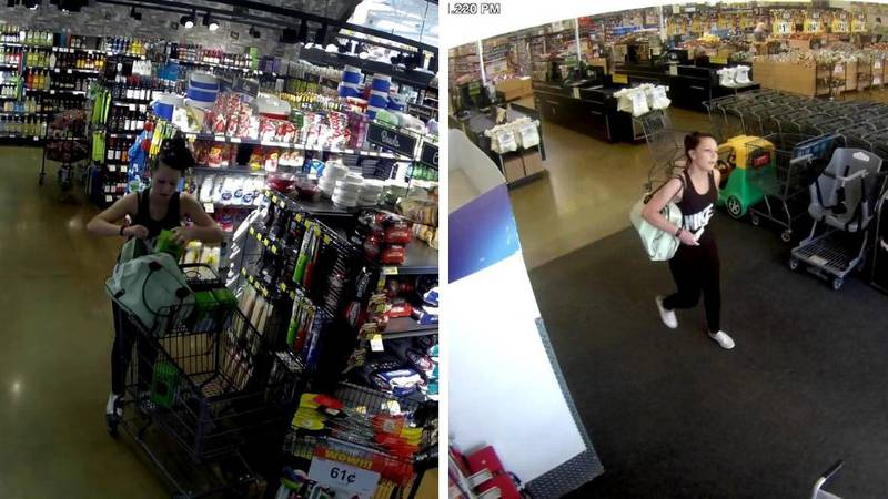 The Poplar Bluff Police Department is investigating shoplifting complaint, and officers would...