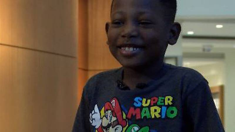 7-year-old with sickle cell anemia, Dakhiyon Howard (Source: WMC)