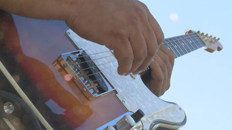 A large turnout is expected for an annual music festival in Jackson County.