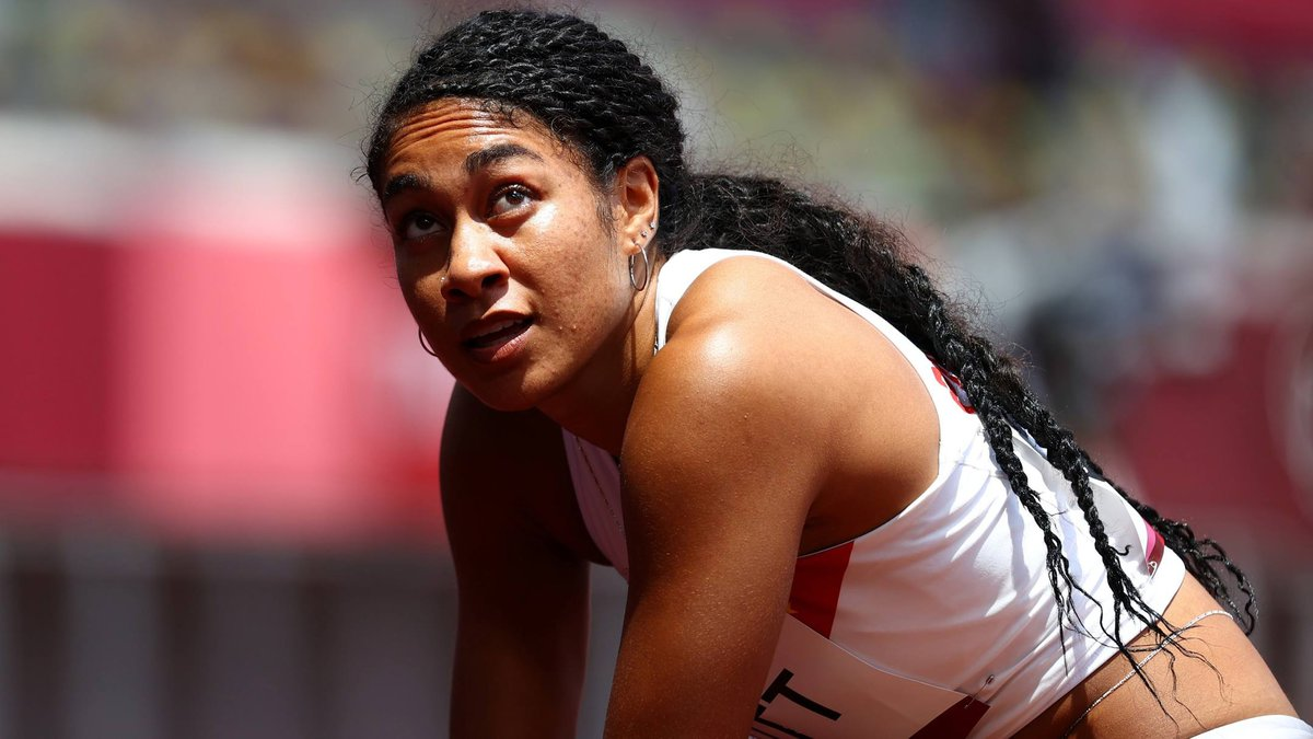 Former Arkansas State track & field standout Kristina Knott represented the Philippines in the...