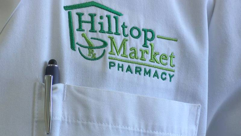 Hilltop Market Therapy provides this service in a separate facility