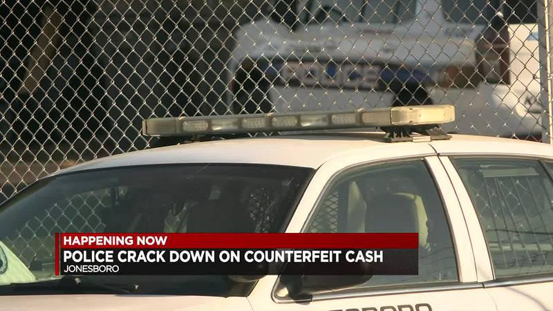 Police report rash of counterfeit money