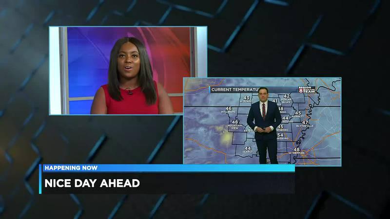 Zach's Tuesday morning forecast