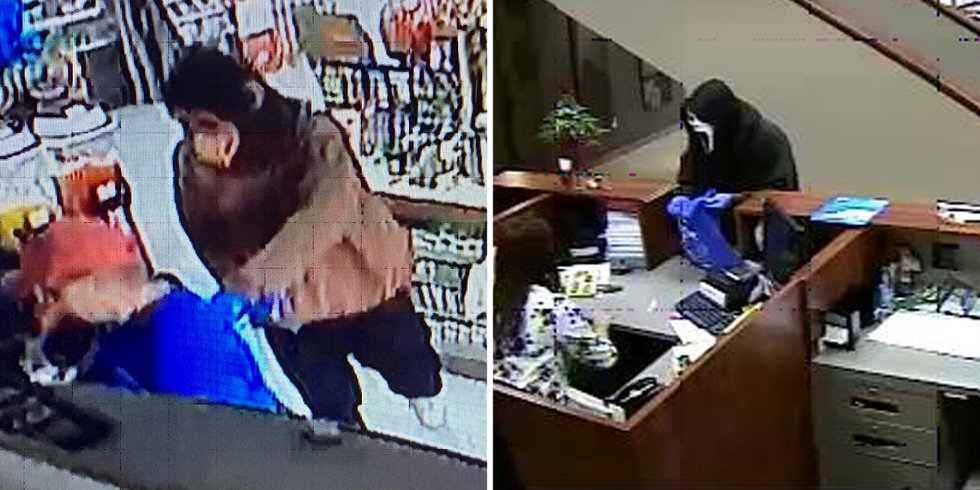 Police in Helena-West Helena are investigating a series of robberies in which the suspects wore...