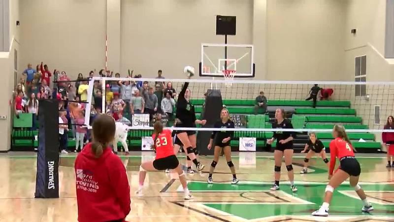 Lady Mustangs beat Walnut Ridge in 3A Northeast semifinals