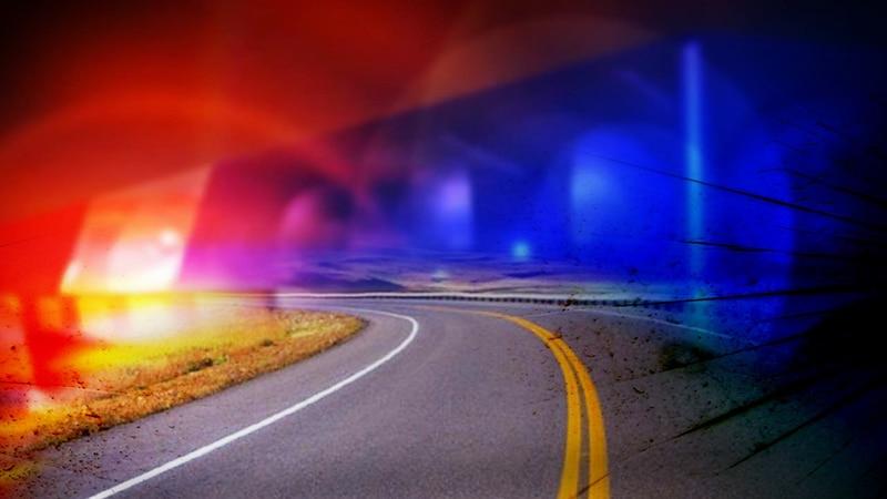 Overnight crash leave one man dead.