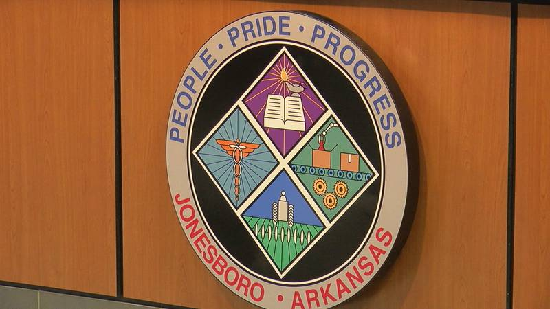 For the year, Jonesboro has collected $9.060 million in sales and use taxes. That's a 9.6%...