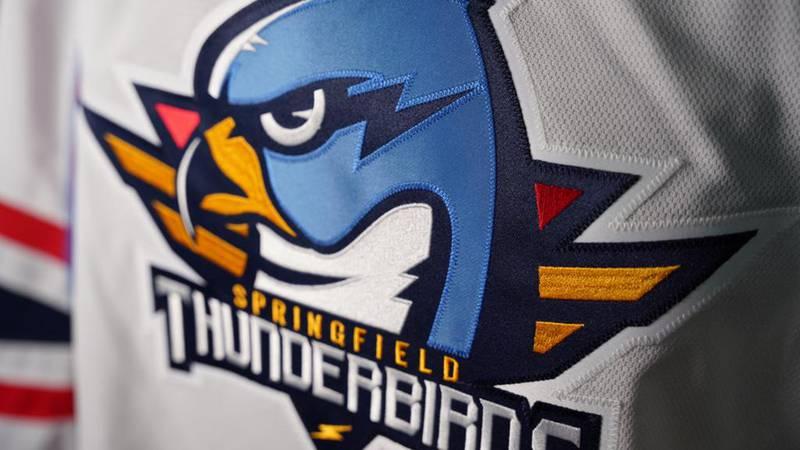 The Springfield Thunderbirds' season begins on October 16.