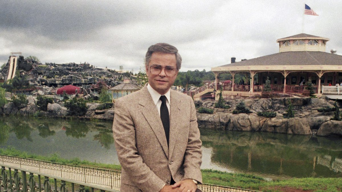 FILE - In this March 19, 1987, file photo, Television evangelist Jim Bakker poses in Columbia,...