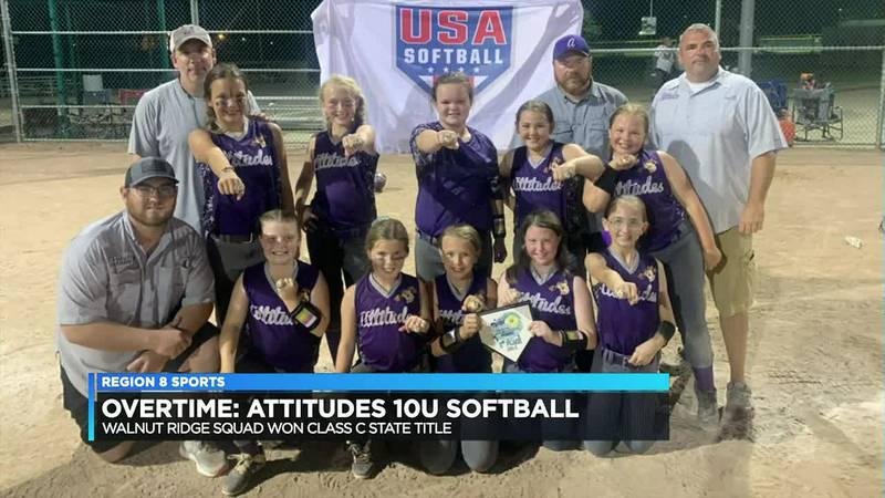 NEA softball team won state title over the weekend
