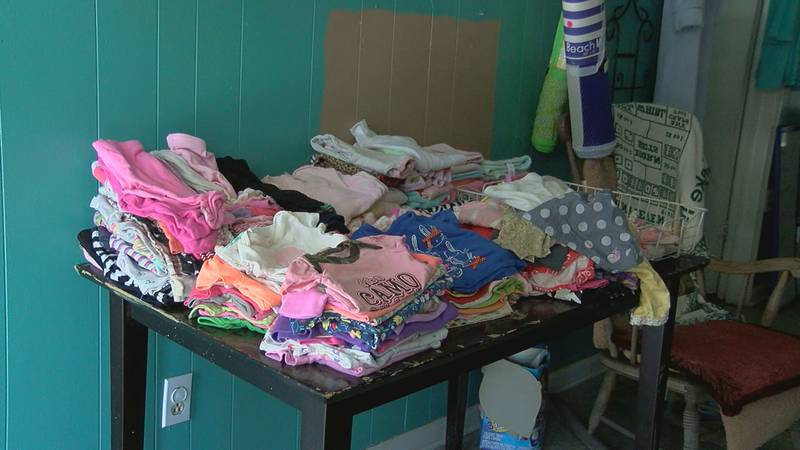 An organization needs more clothes in Poinsett County