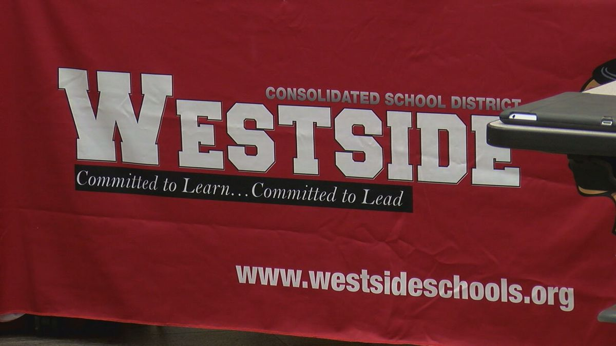 Westside High School received numbers from the state that predict a 93 percent graduation rate.