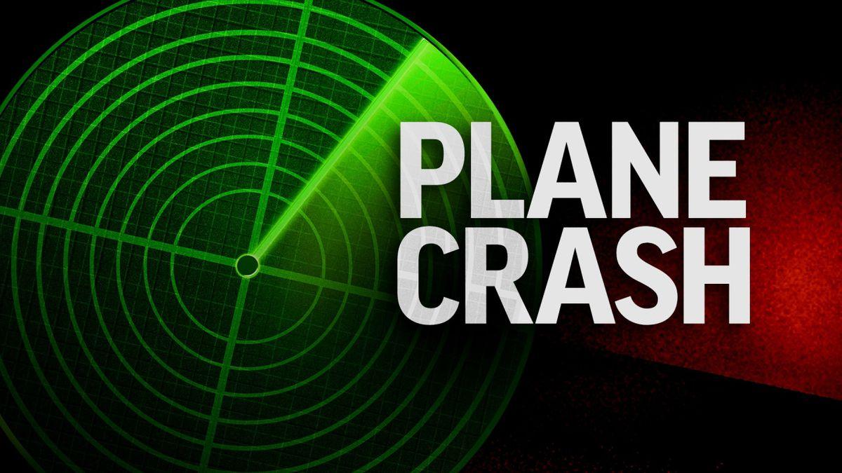 Plane Crash graphic