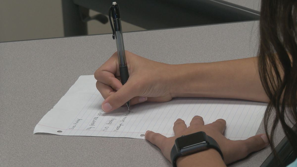Zaner-Bloser Handwriting competition
