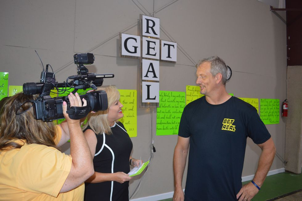 """GET REAL is a faith-based approach to bullying and is founded on 2 Timothy 1:7.  """"For God has..."""