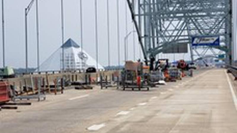 TDOT says I-40 bridge to open ahead of schedule