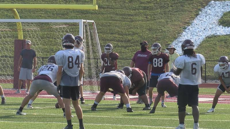Heartland football team scrambles to find opponents