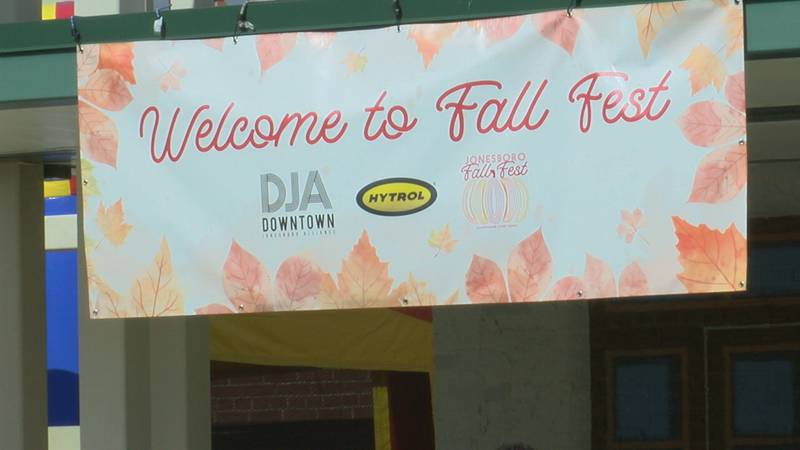 Downtown Jonesboro Fall Fest